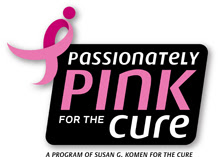 Passionately Pink - For the Cure