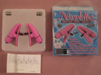 Nipplettes Vibrating Clamps
