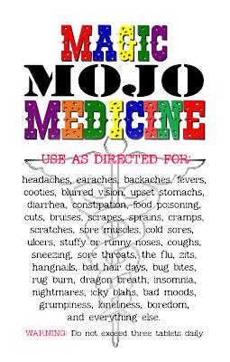 Magic MoJo Medicine