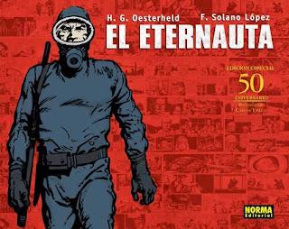 Club de lectores de arte narrativo grafico Eternauta