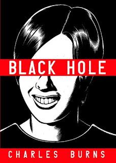 Club de lectores de arte narrativo grafico Black+hole