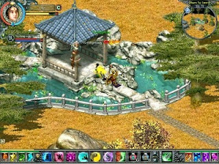 Phoenix Dynasty Free Online RPG Game