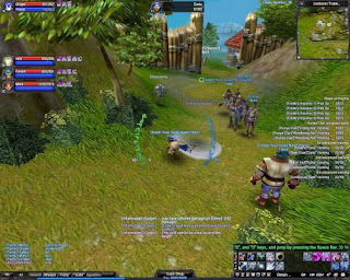 4Story Great Free RPG Game Like WOW world of warcraft