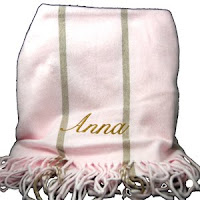 annablankets p Personalized Baby Blankets