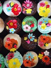 Cupcakes Florais