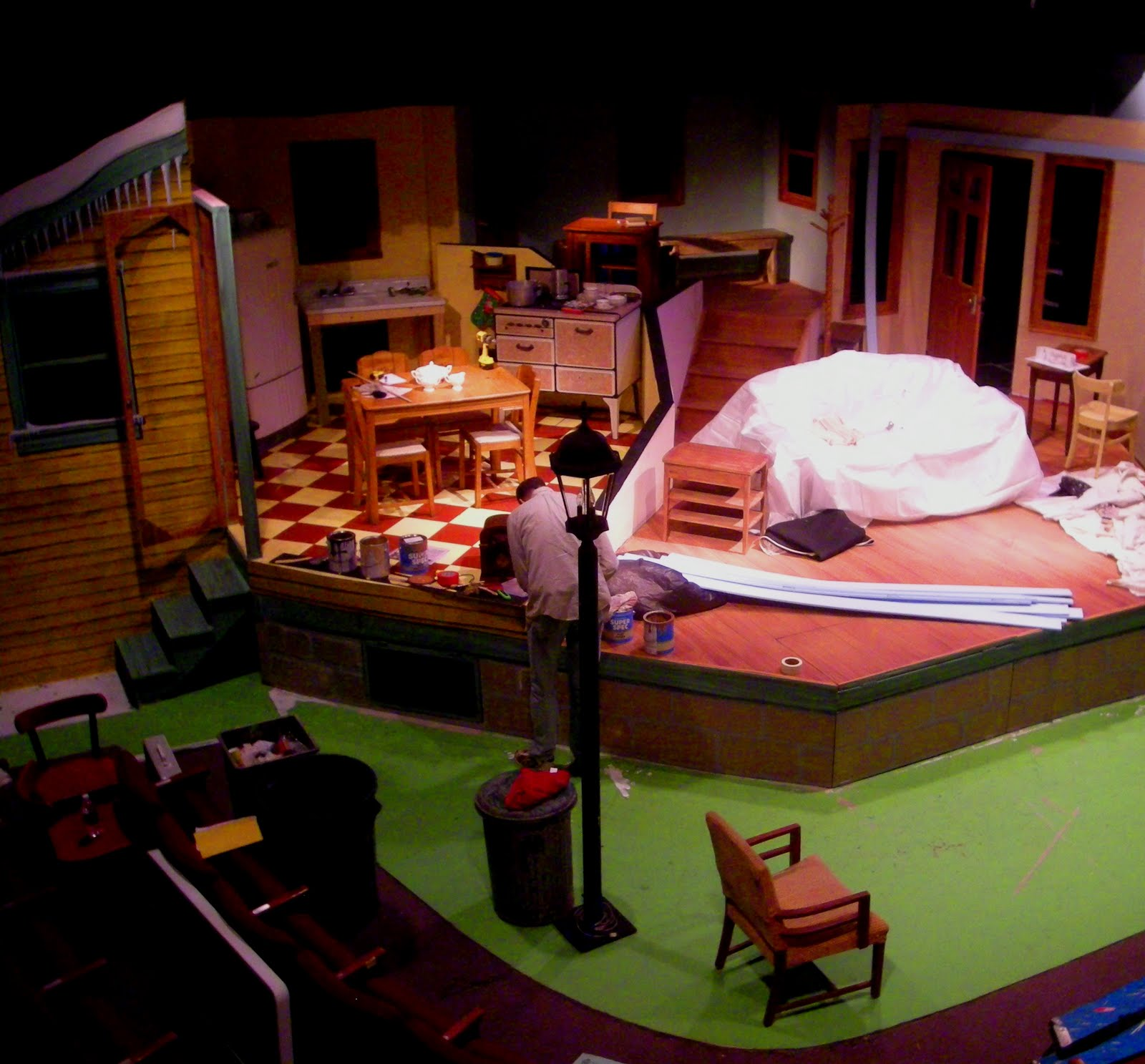 Civic Theatre of Greater Lafayette: In the Wings: A Christmas ...