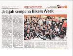 Berita Promosi Kelantan Bike Week