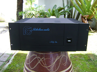 Robertson Audio Sixty Ten Power Amp ( sold ) R+A+60.1