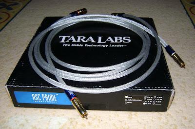 Tara Labs RSC Prime interconnects (Sold) Tara+labs+RSC+PRIME