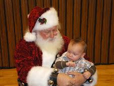 Brycen & Santa