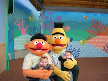 Burt and Ernie!