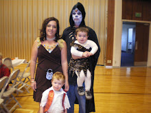 Aunt Jenny, Luke, & boys!