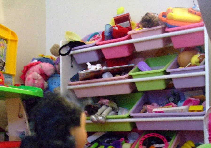 Toy Room Tidy Ideas