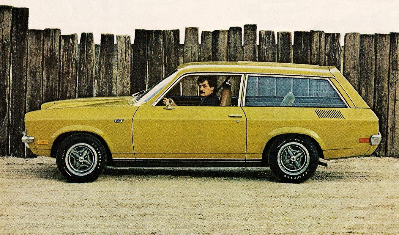 1972 Vega Kammback GT
