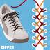 15 Cara unik Mengikat Tali Sepatu
