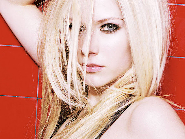 Gorgeous Pictures Collection of Avril Lavigne