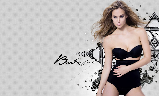 Bar Rafaeli's Hot Wallpaper
