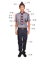 UNIFORM PENGAKAP