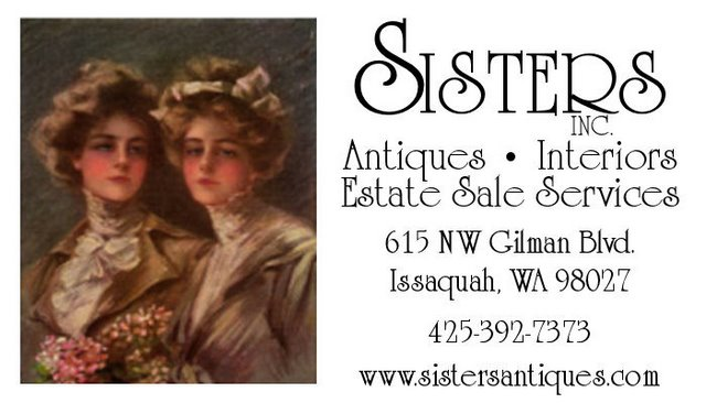 SISTERS ANTIQUES