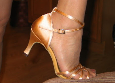 Salsa shoes for Expert Dancer