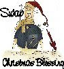 Swap Christmas Blessing