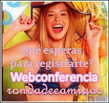 ~ Opiná en la Webconferencia.