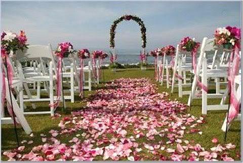 Aisle Decorations wedding arlington decor flowers Ceremon Ceremon