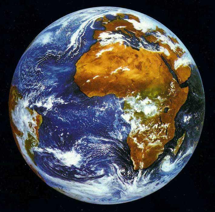 Comment voyez vous l'évolution de notre planéte? La.terre