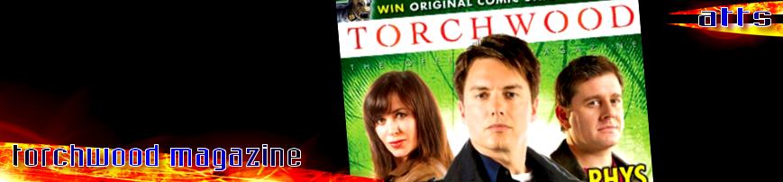 Torchwood Magazine
