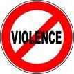 VIOLENT ASSHOLES OUT!
