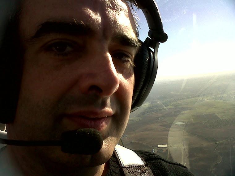 Volar pilotando era mi sueño