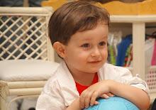 Henrique - 2 anos