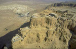 Masada, I stood on this mountain, and marvaled at the greatness of God