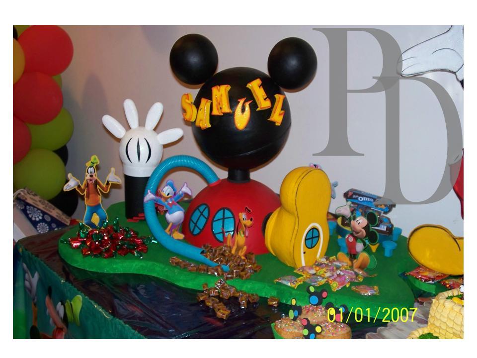 Chupeteras de Mickey Mouse - Imagui