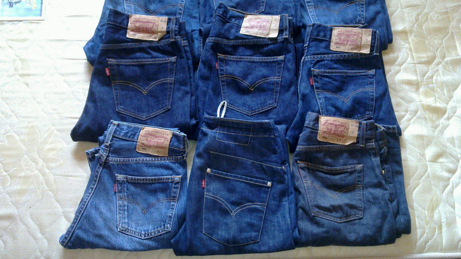 blog of bundle  levis jeans 501