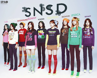 girls generation members profile. girls generation members