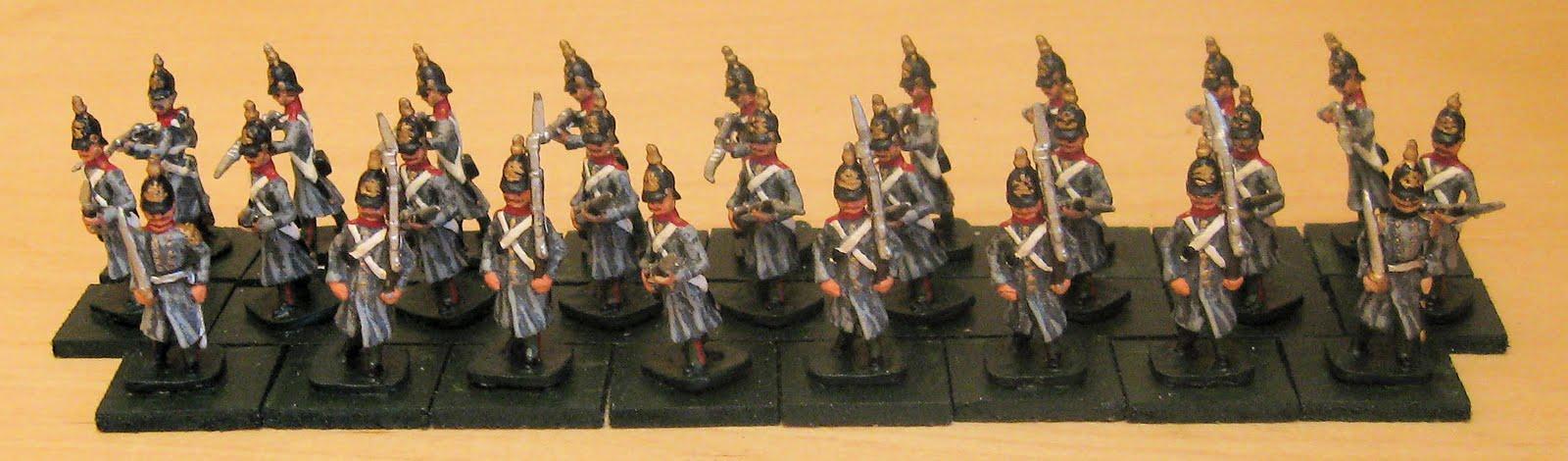 Crimean War Units Russian