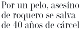 Titular de El Tiempo, 2007-09-13