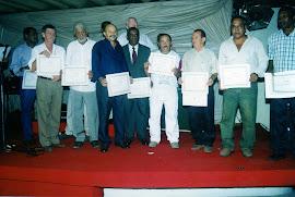 Festa dos 70 anos da LDNI - 2002