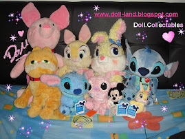 My favourite plushes...Not For Sale