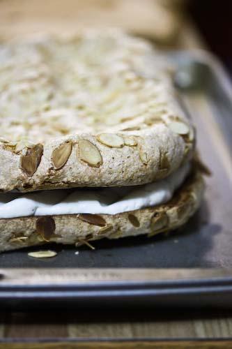 Norwegian creamcake recipe