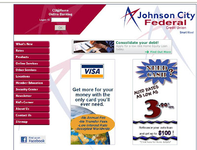 Johnson City Federal Credit Union - www.johnsoncityfcu.org