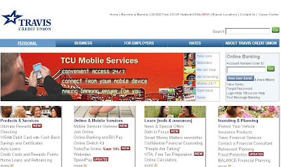 Travis Credit Union - Online Banking - Www.traviscu.org