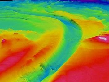 Dr parsons menemukan bahwa sungai bawah tanah di dasar laut hitam