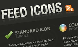 Feed Icons: Iconos para RSS