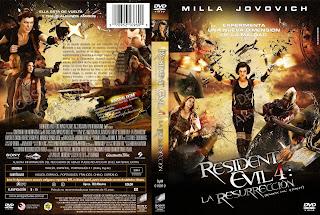 Resident Evil: La Resurección [RMVB] [Audio Latino]