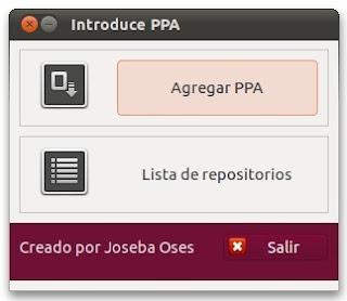 Introduce PPA 0.2.9 para Ubuntu
