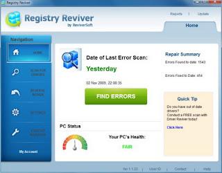 Registry Reviver v1.4.50 [Portable]