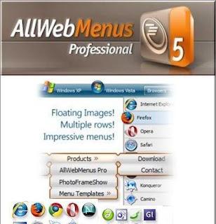 AllWebMenus Pro