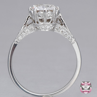 The Modern Cinderella Engagement Rings